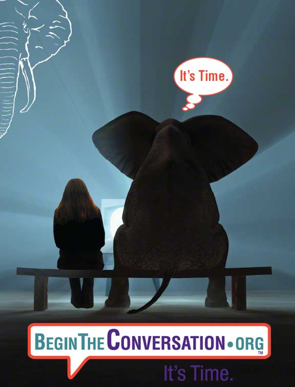 This advance care planning workbook has been designed to help you face the elephant in the room.